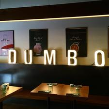 Dumbo | Burger & Lobster logo