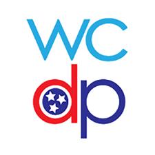 Weakley County Democratic Party logo