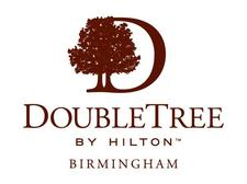 DoubleTree by Hilton Birmingham logo