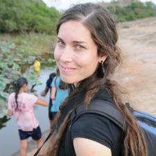 Émilie Michelle Perreault | Au Coeur de Gaïa logo