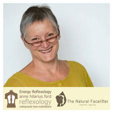 Anne Hilarius-Ford - The Natural Facelifter logo