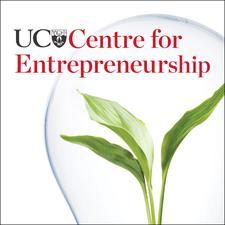 UC Centre for Entrepreneurship logo
