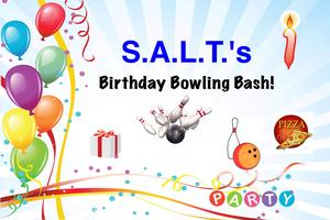 SALT Birthday Bowling Bash!