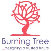 Burning Tree logo