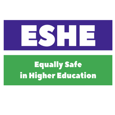 Equally Safe in Higher Education  logo