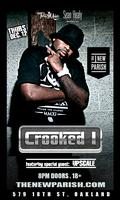 Crooked I featuring UPSCALE