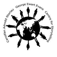 The George Ewart Evans Centre for Storytelling logo