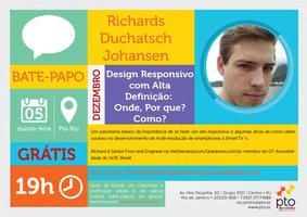 RJ :: Bate-Papo do Pto Rio :: Richards Duchatsch ::...