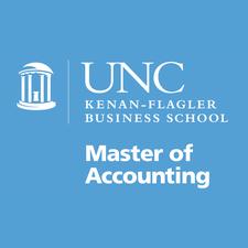 UNC Master of Accounting Program logo