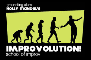Improvolution Level 1 +  2 Graduation Show