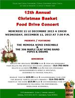 Mimosa Wind Ensemble Christmas Concert