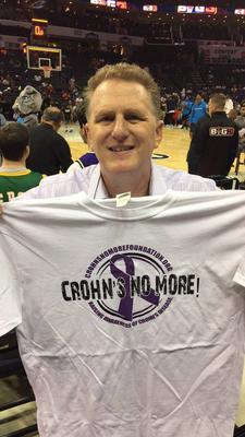 Crohns No More Foundation logo