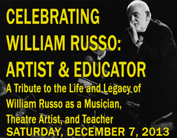 Celebrating William Russo: Artist and Educator