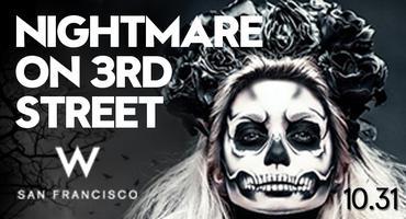 Nightmare on 3rd Street | Halloween Industry Party