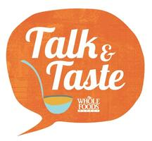 Holiday Talk and Taste