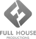 Full House Productions. logo