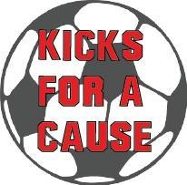 Kicks for a Cause  logo
