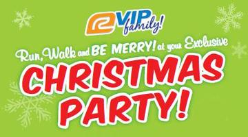 VIP Family Christmas Party - Santa Monica