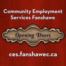 Community Employment Services Fanshawe logo