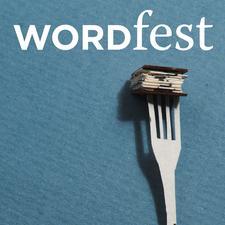 Wordfest 2017 logo