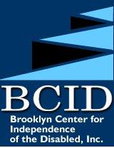 Brooklyn Center for Independence of the Disabled logo