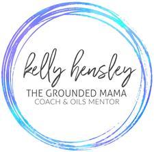 Kelly Hensley - The Grounded Mama logo