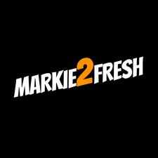 MARKIE 2 FRESH  logo