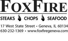 FoxFire Restaurant  logo