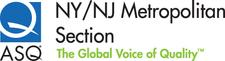 ASQ - NY/NJ Section 300 logo