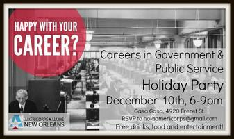 Careers in Government & Public Service:  An AmeriCorps Alums...