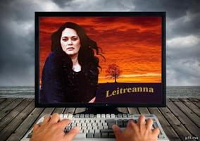 LEITREANNA BROWN PSYCHIC READINGS AT SUPERNATURAL CONFERENCE...
