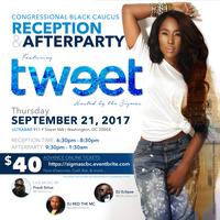 CBC Reception & AfterParty Feat. TWEET (Hosted by the...