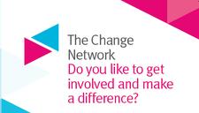 Change Network logo