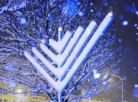 Hanukkah Happy Hour at Winterfest