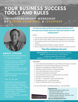 YOUR BUSINESS SUCCESS: TOOLS & RULES -...
