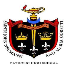 Neumann Goretti Catholic High School logo