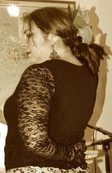 Natalia Perez del Villar & Flamenco Underground logo
