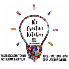 The Creative Kitchen logo