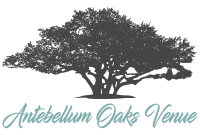 Antebellum Oaks Venue ~ Celebrating Life Events! logo
