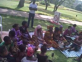 3rd Widows/Children Benevolence celebration 2013