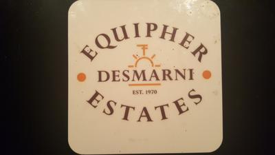Equipher Desmarni Estates  logo