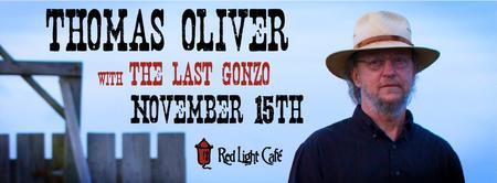 Thomas Oliver w/ The Last Gonzo