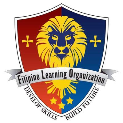 Filipino Learning Organization logo