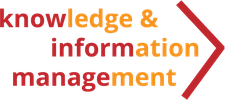 CILIP's Knowledge & Information Management SIG logo
