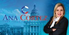 Ana Cortez For Texas Represenative logo