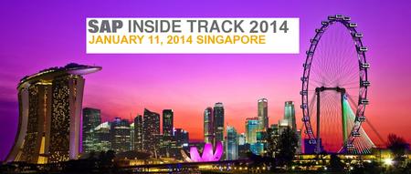 SAP Inside Track Singapore 2014