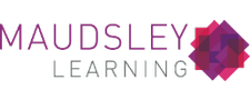 Maudsley Learning logo