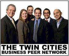 The Twin Cities Business Peer Network logo
