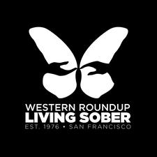 Western Roundup Living Sober logo