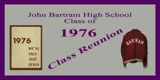 Class of 1976 Reunion Committee logo